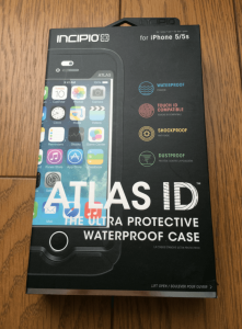 ATLAS ID for iPhone5/5s